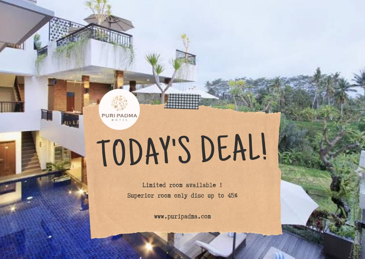 Today's Deal Disc up to 45%