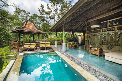 Family Three-Bedroom Villa with Private Pool