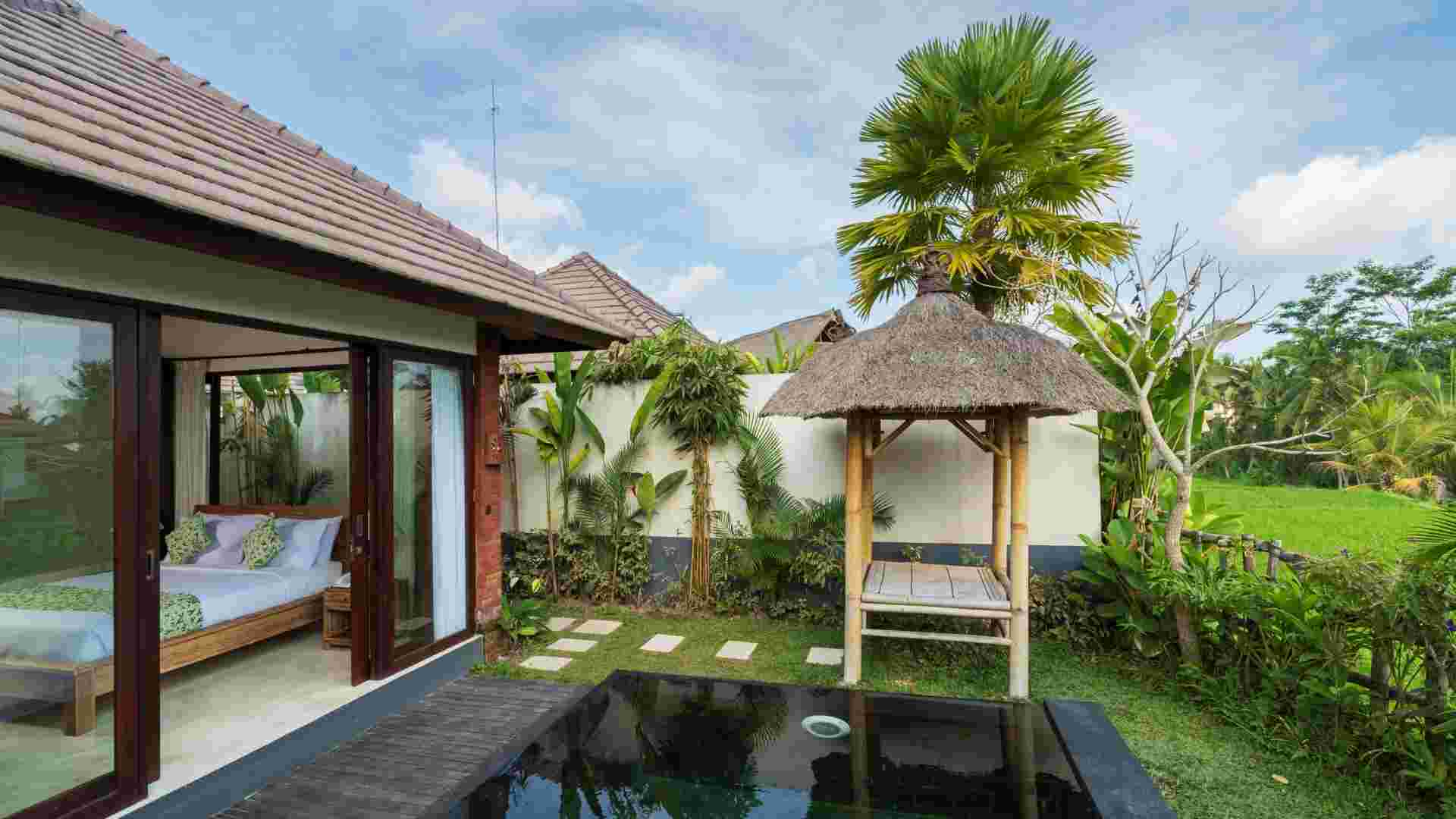 One Bedroom Private Pool Villa with View