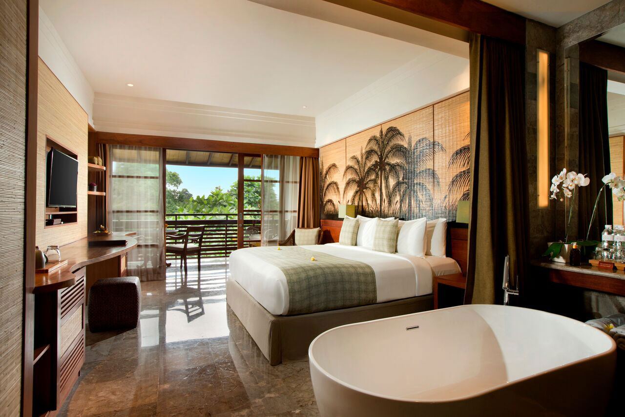 Ayurvedic Retreat for 1 Person at Adiwana Room