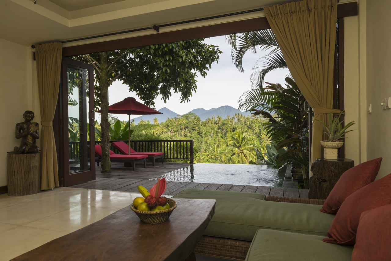 Dewi Utari - One Bedroom Duplex Pool Villa