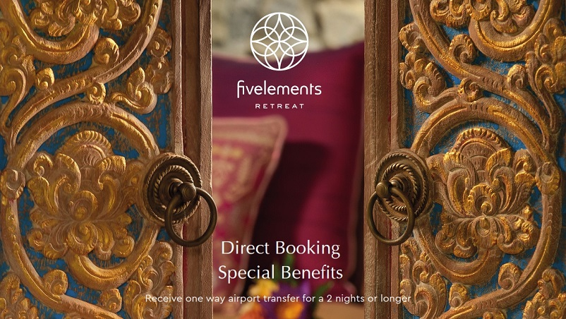BOOK DIRECT AND RECEIVE SPECIAL BENEFITS