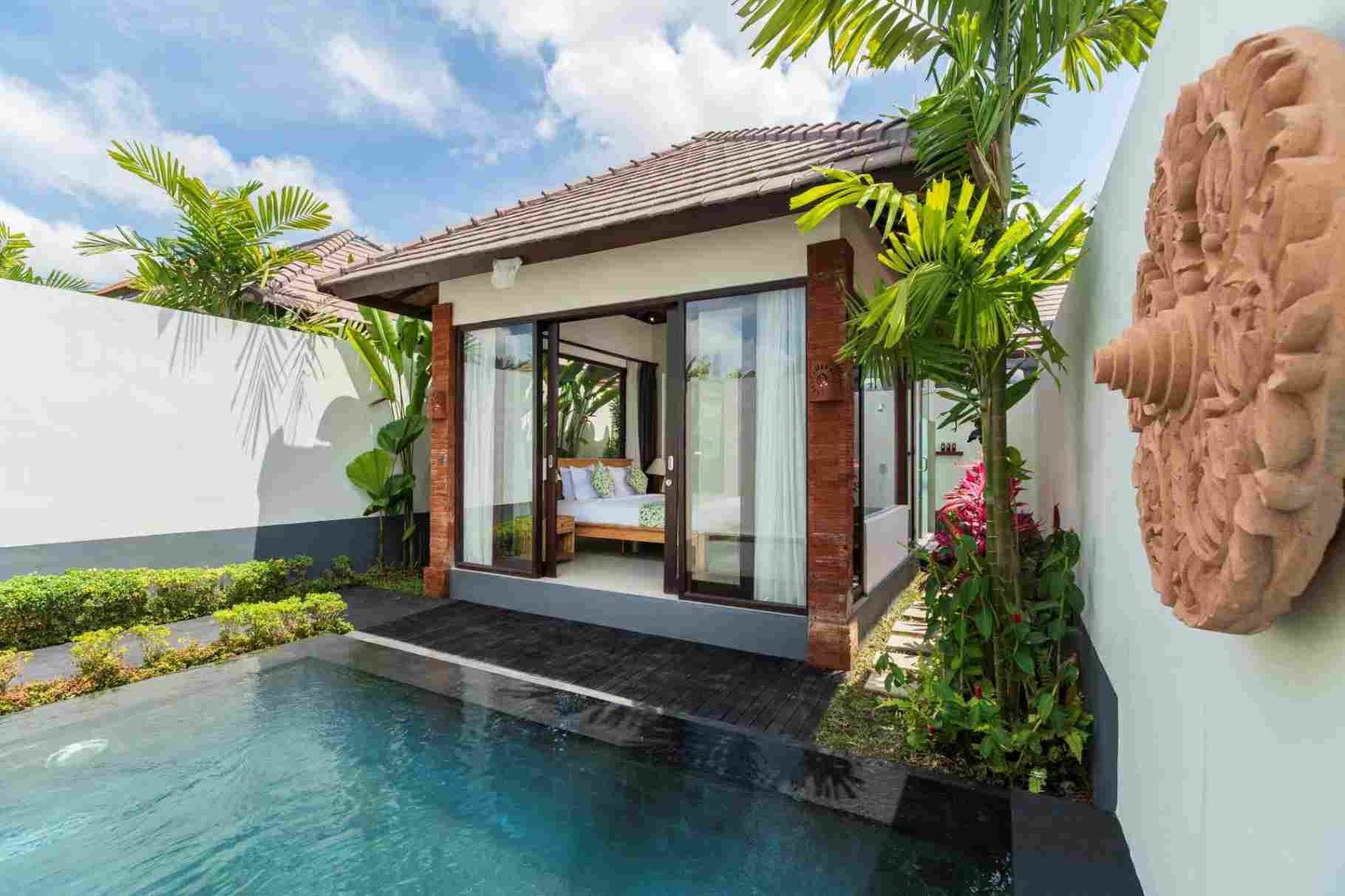 Fully Flexible - One Bedroom Private Pool Villa