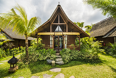 Bali Revival - Deluxe Room with Free Upgrade - Room Only